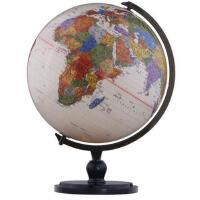 【旧书9成新】【正版现货包邮】博目地球仪:25厘米中英文政区仿古地球仪(炫影黑架) 本社 测绘出版社