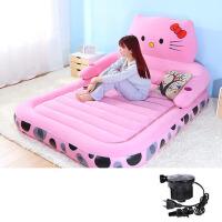 充气床垫 单人双人家用气垫床 加厚充气床便携折叠气床垫 152CM*203CM*22CM