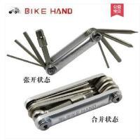 山地自行车维修能修车配件装备工具组合内六角多功