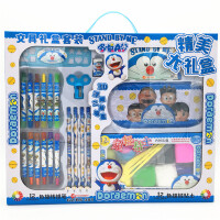 学习用品批发儿童生日礼物开学奖品六一文具套装礼盒小学生大礼盒