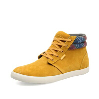 Clarks其乐男鞋英伦潮流高帮休闲短靴Torbay Mid专柜正品