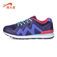 贵人鸟正品鞋子运动鞋女 户外鞋休闲鞋新款运动鞋学生跑步鞋女子透气旅游鞋
