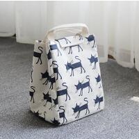 加厚保温包便当盒袋大号手提装饭盒袋的手提包带饭铝箔防水包包