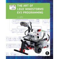 英文原版 乐高机器人EV3程序设计艺术 The Art Of Lego Mindstorms Ev3 Programm
