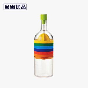 当当优品 多功能彩虹酒漏瓶八件套