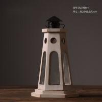欧式创意落地风灯烛台摆件家居客厅装饰品蜡烛台摆设