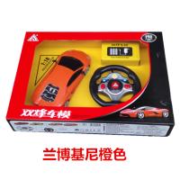 充电方向盘男孩电动玩具无线遥控汽车开门漂移耐摔儿童玩具赛车模