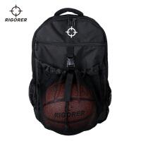 准者新款多功能篮球包 运动潮流 时尚轻便耐用双肩包 篮球包