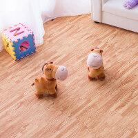 泡沫地垫卧室拼接爬行垫家用客厅拼图爬爬垫榻榻米垫子木纹地板垫