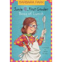 Junie B., First Grader: Boss of Lunch (Junie B. Jones, No. 1
