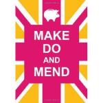 【预订】Make Do and Mend