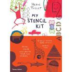 【预订】My Stencil Kit: Draw, colour and create your own storie