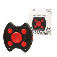 魔方指尖陀螺 游戏手柄按键陀螺指间陀螺指尖螺旋EDC玩具减压神器