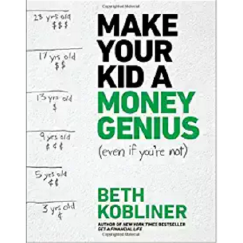 Make Your Kid a Money Genius (Even If You're Not) 英文原版 让孩子学会理财