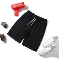 休闲短裤男薄大码裤衩男5分裤运动裤宽松4XL加大加肥沙滩裤潮卫裤