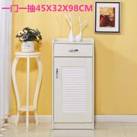 单门小鞋柜大容量木质储物小户型简易中式鞋厨现代简约门厅柜