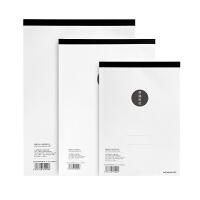 日本国誉草稿本学生用拍纸本加厚便宜大号上翻本空白草稿纸b5记事本笔记本子a5演算纸