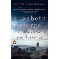 现货 英文原版 她罪有应得 The Punishment She Deserves: A Lynley Novel 英文