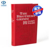 【预售英文原版】格林兄弟童话集 Word Cloud Classics系列 The Brothers Grimm: 10