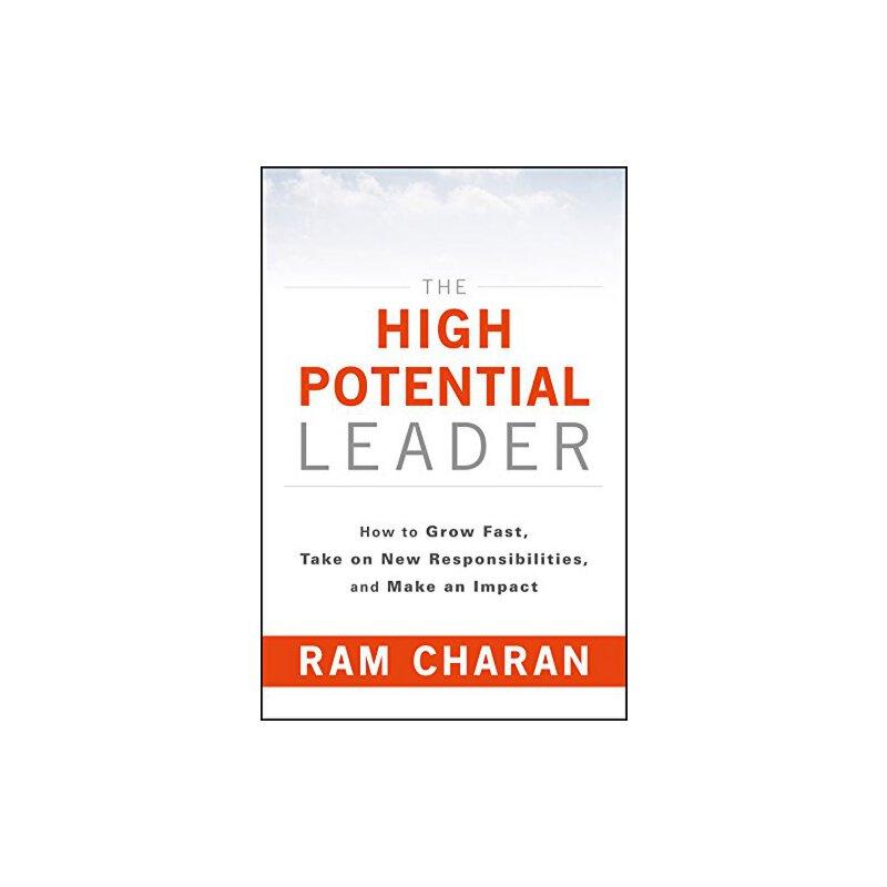 【预订】The High-Potential Leader 9781119286950 美国库房发货,通常付款后3-5周到货!