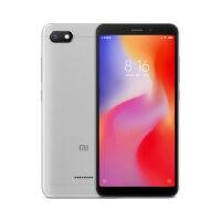 Xiaomi/小米 红米6A智能AI人脸解锁全面屏老人学生拍照手机 全网通 双卡双待双4G