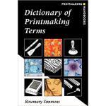 【预订】Dictionary of Printmaking Terms