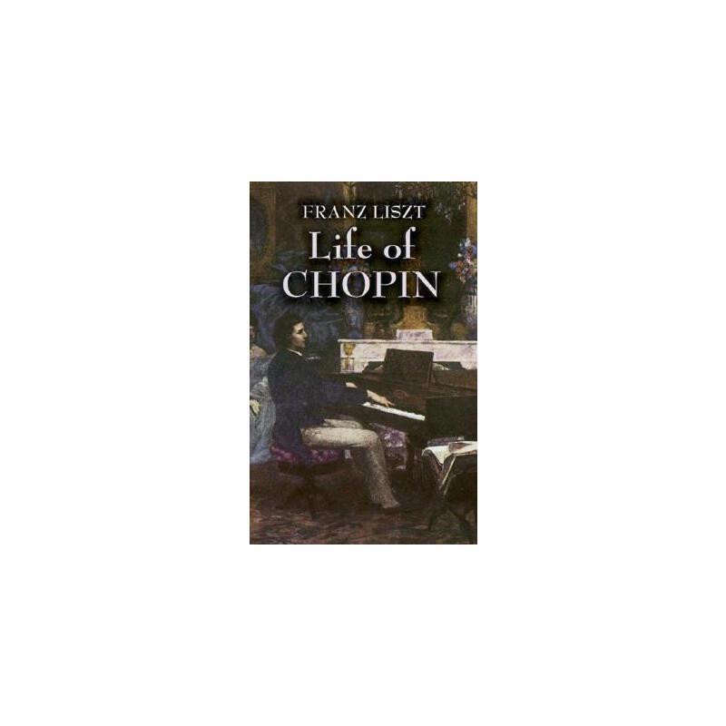 【预订】Life of Chopin 预订商品,需要1-3个月发货,非质量问题不接受退换货。