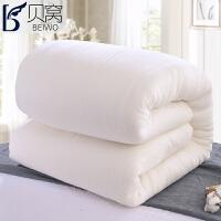 ???纯棉花被子冬被全棉春秋被芯棉絮床垫被褥子单人学生棉胎