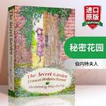 秘密花园 英文原版小说 The Secret Garden 伯内特夫人 全英文版书 儿童文学经典名著 现货正版进口英语