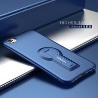 苹果6手机壳挂绳支架女新款iphone6s套6plus硅胶全包防摔磨砂潮男