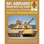【预订】M1 Abrams Main Battle Tank Manual: From 1980 (M1, M1a1