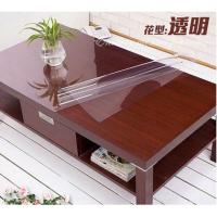 软玻璃 PVC桌布整卷透明批发加厚塑料桌垫防水防烫水晶板5米10米