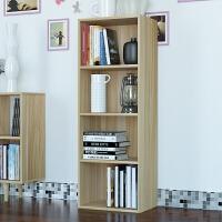 欧式加高易书柜书架约小木格柜子储物柜自由组合收纳置物