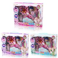 乐吉儿 小花仙夏安安变身魔法棒套装 儿童玩具可41.5 A029-爱心魔法棒