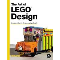 【预订】The Art of Lego Design: Creative Ways to Build Amazing