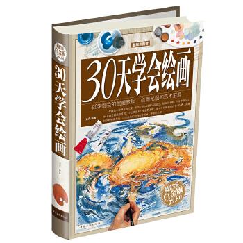 30天学会绘画(彩图精装)(pdf+txt+epub+azw3+mobi电子书在线阅读下载)