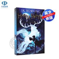 英文原版小说 哈利波特与阿兹卡班的囚徒 3 第三部 Harry Potter and the Prisoner of A