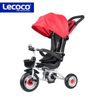 折叠儿童三轮车宝宝脚踏车手推车1-6岁多功能童车