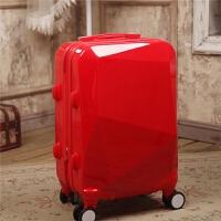 大红色结婚箱子母箱陪嫁箱万向轮皮箱拉杆箱女嫁妆箱旅行箱行李箱SN8860