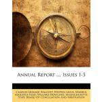【预订】Annual Report ..., Issues 1-5