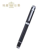 公爵DUKE-116碳纤铱金笔 商务书写钢笔 公爵碳纤钢笔适合学生书写/商务办公书写均可。男女适用,配有礼盒
