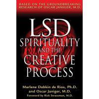 【预订】Lsd, Spirituality, and the Creative Process: Based on t