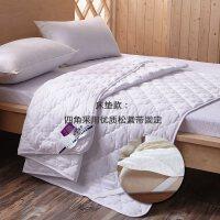 床垫保护垫1.8水洗防滑床护垫1.5m薄款垫被保洁床褥子宾馆