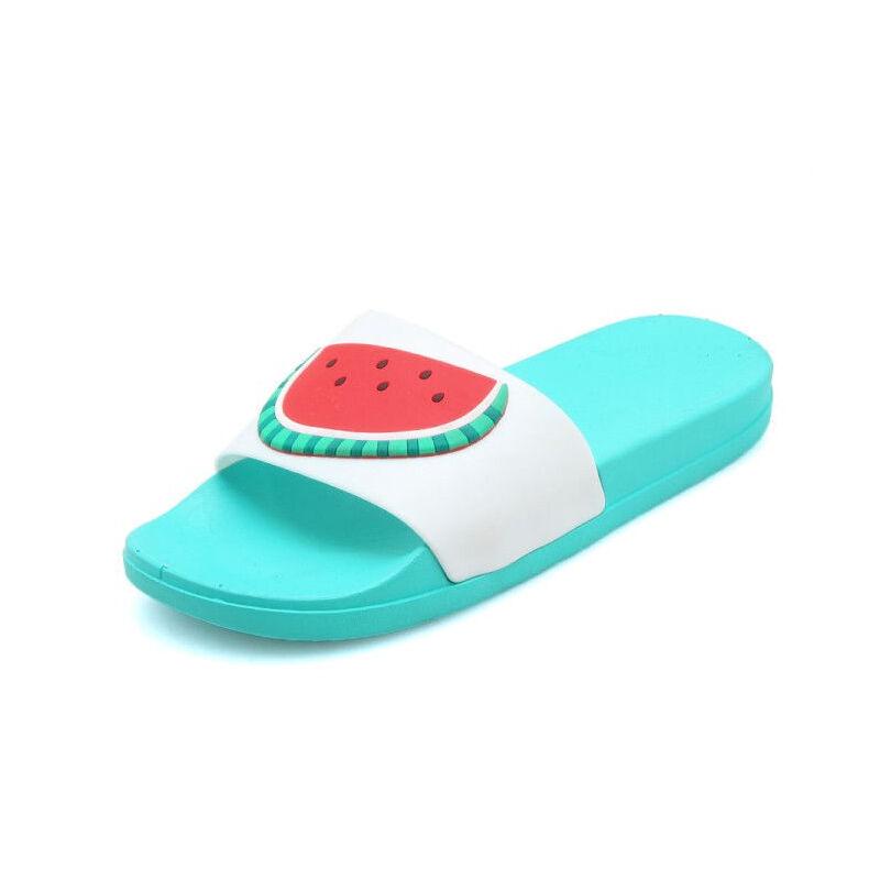 ELEISE美国艾蕾莎新品113-T1922女款韩版塑料平跟女士凉拖鞋
