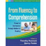 【预订】From Fluency to Comprehension: Powerful Instruction Thr