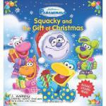 【预订】Pajanimals: Squacky and the Gift of Christmas