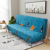 布艺沙发巾全盖防滑单人组合折叠沙发床罩老式皮沙发套全包套