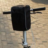 折叠自行车车头包代驾电动车滑板车特大号挂包大容量车前包车把包