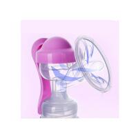 静音产后挤奶器 吸奶器手动大吸力液态硅胶母乳收集器
