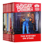 棚车少年41-49册套装 英文原版 The Boxcar Children Mysteries Books 英文版原版